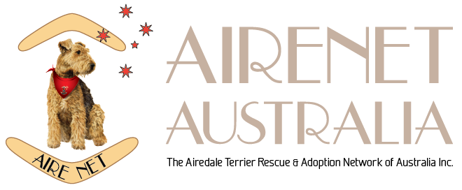Airedale Terrier Rescue and Adoption Network of Australia